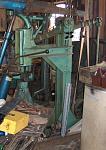 working power hammer, belt driven