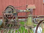 Old power hammer